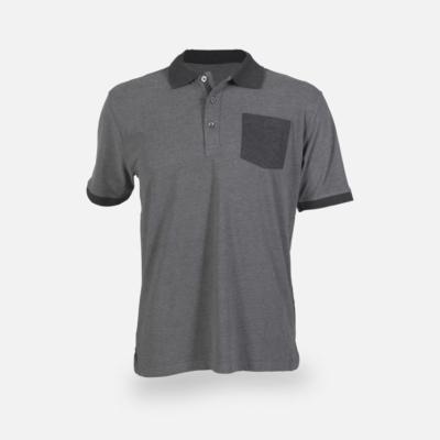 Polo triko sedo-cerne Apline Pro-panske_19L0644_new_grey